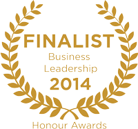 Finalists Business Division Honour Awards 2014